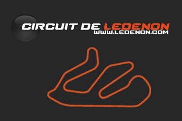 SUD VTC partenaire du circuit de Ledenon
