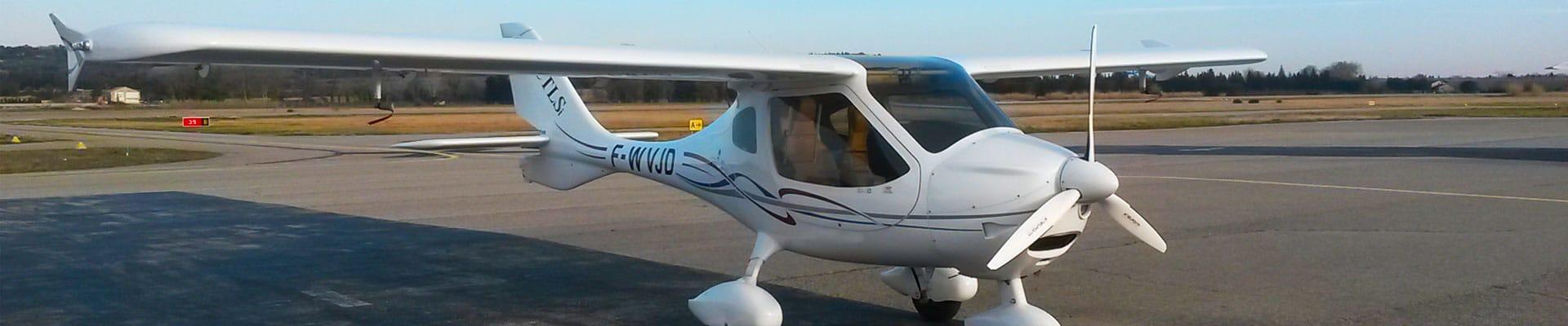 aeroclub vauclusien partenaire de SudVTC chauffeur privé