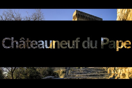 visite Chateauneuf du pape