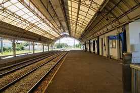 GARE TGV ORANGE