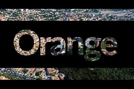 ville orange visite avec chauffeur privé sud vtc