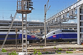 GARE TGV MARSEILLE