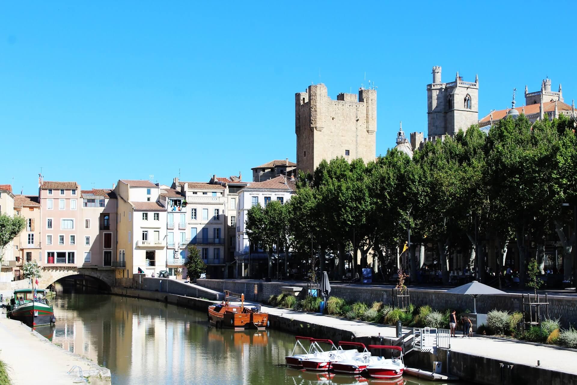 Narbonne ville médiévale