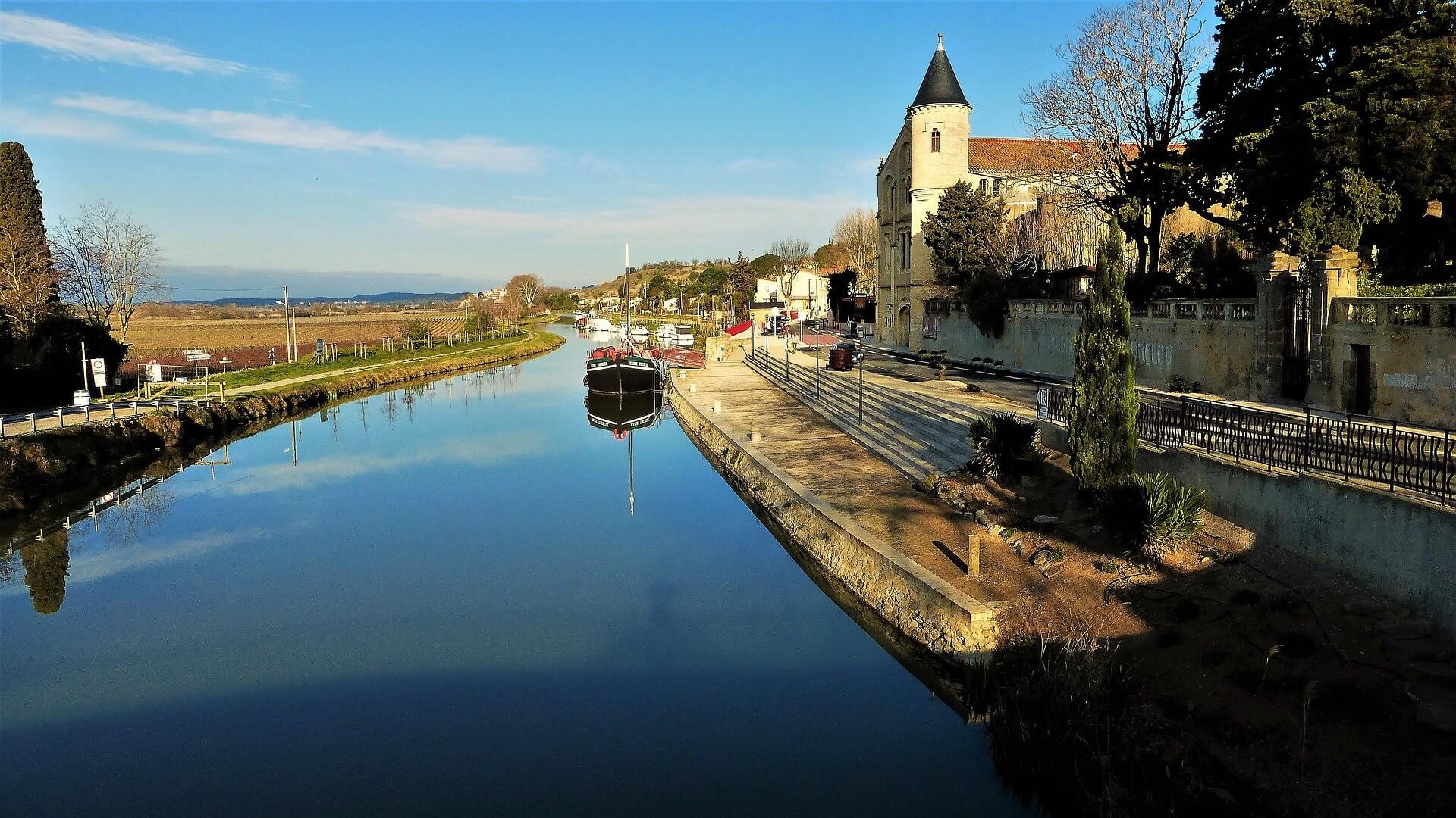 Voyage Aude Sud Vtc