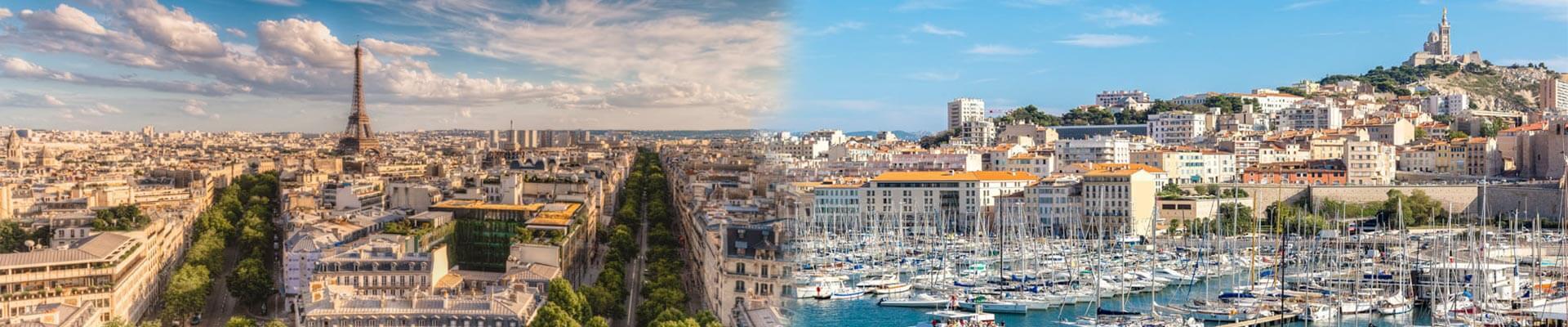 Service tout inclus VTC - Prise en charge Paris / Sud de la France